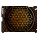 Bring Me The Horizon Cover Album Gold Apple iPad 3/4 Hardshell Case (Compatible with Smart Cover) View1
