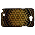 Bring Me The Horizon Cover Album Gold Samsung Galaxy Note 2 Hardshell Case View1