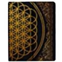 Bring Me The Horizon Cover Album Gold Apple iPad 2 Flip Case View1