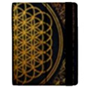 Bring Me The Horizon Cover Album Gold Apple iPad 3/4 Flip Case View2