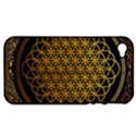 Bring Me The Horizon Cover Album Gold Apple iPhone 4/4S Hardshell Case (PC+Silicone) View1