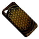 Bring Me The Horizon Cover Album Gold Apple iPhone 4/4S Hardshell Case (PC+Silicone) View5