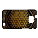 Bring Me The Horizon Cover Album Gold Samsung Galaxy S II i9100 Hardshell Case (PC+Silicone) View1