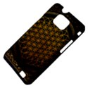 Bring Me The Horizon Cover Album Gold Samsung Galaxy S II i9100 Hardshell Case (PC+Silicone) View4