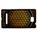 Bring Me The Horizon Cover Album Gold HTC 8S Hardshell Case View1