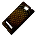 Bring Me The Horizon Cover Album Gold HTC 8S Hardshell Case View4