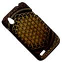 Bring Me The Horizon Cover Album Gold HTC Desire V (T328W) Hardshell Case View5