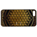 Bring Me The Horizon Cover Album Gold Apple iPhone 5 Hardshell Case with Stand View1