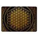 Bring Me The Horizon Cover Album Gold Samsung Galaxy Tab 10.1  P7500 Flip Case View1