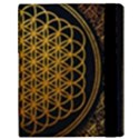 Bring Me The Horizon Cover Album Gold Samsung Galaxy Tab 10.1  P7500 Flip Case View3