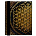 Bring Me The Horizon Cover Album Gold Samsung Galaxy Tab 8.9  P7300 Flip Case View3