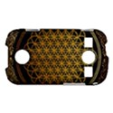 Bring Me The Horizon Cover Album Gold Samsung Galaxy S7710 Xcover 2 Hardshell Case View1