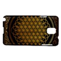 Bring Me The Horizon Cover Album Gold Samsung Galaxy Note 3 N9005 Hardshell Case View1