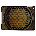 Bring Me The Horizon Cover Album Gold iPad Air Hardshell Cases View1