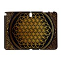 Bring Me The Horizon Cover Album Gold Samsung Galaxy Note 10.1 (P600) Hardshell Case View1