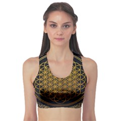 Bring Me The Horizon Cover Album Gold Sports Bra