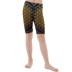 Bring Me The Horizon Cover Album Gold Kids  Mid Length Swim Shorts