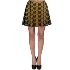 Bring Me The Horizon Cover Album Gold Skater Skirt