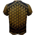 Bring Me The Horizon Cover Album Gold Men s Cotton Tee View2
