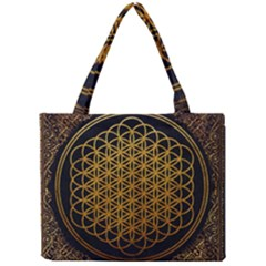 Bring Me The Horizon Cover Album Gold Mini Tote Bag