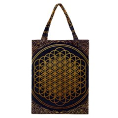 Bring Me The Horizon Cover Album Gold Classic Tote Bag