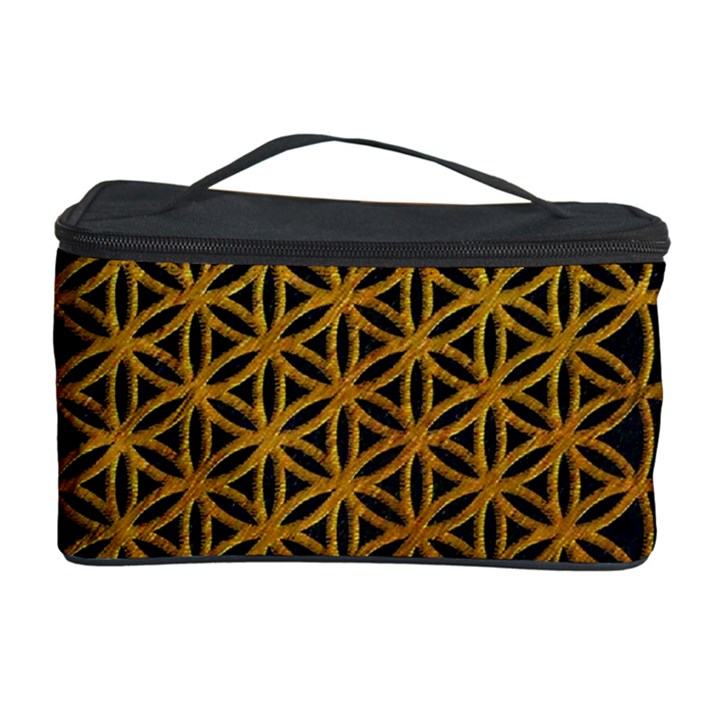 Bring Me The Horizon Cover Album Gold Cosmetic Storage Case