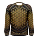 Bring Me The Horizon Cover Album Gold Men s Long Sleeve Tee View1