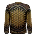 Bring Me The Horizon Cover Album Gold Men s Long Sleeve Tee View2