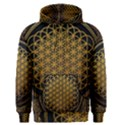 Bring Me The Horizon Cover Album Gold Men s Pullover Hoodie View1