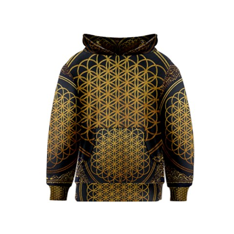 Bring Me The Horizon Cover Album Gold Kids  Pullover Hoodie