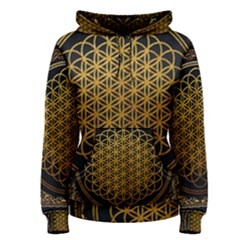 Bring Me The Horizon Cover Album Gold Women s Pullover Hoodie