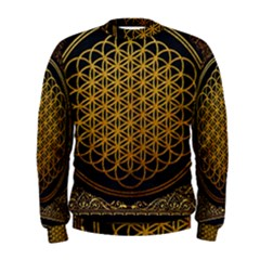 Bring Me The Horizon Cover Album Gold Men s Sweatshirt