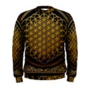 Bring Me The Horizon Cover Album Gold Men s Sweatshirt View1