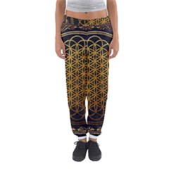 Bring Me The Horizon Cover Album Gold Women s Jogger Sweatpants