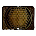 Bring Me The Horizon Cover Album Gold Samsung Galaxy Tab 4 (10.1 ) Hardshell Case  View1