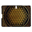 Bring Me The Horizon Cover Album Gold Samsung Galaxy Tab S (10.5 ) Hardshell Case  View1