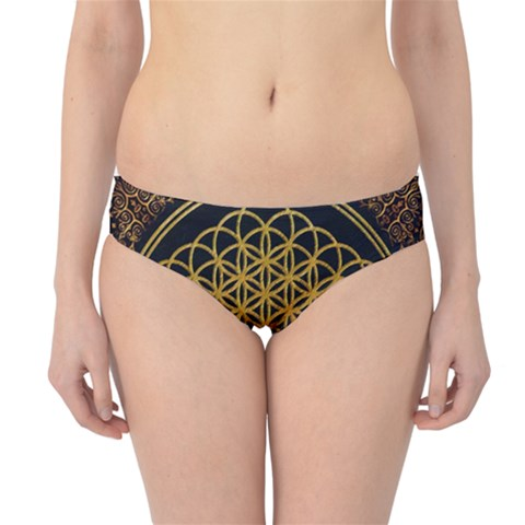 Bring Me The Horizon Cover Album Gold Hipster Bikini Bottoms