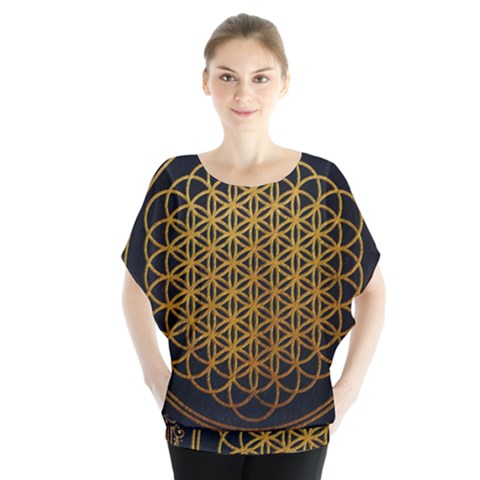 Bring Me The Horizon Cover Album Gold Blouse