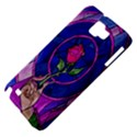 Enchanted Rose Stained Glass Samsung Galaxy Note 1 Hardshell Case View4