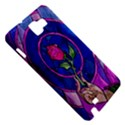 Enchanted Rose Stained Glass Samsung Galaxy Note 1 Hardshell Case View5