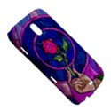Enchanted Rose Stained Glass Samsung Galaxy Nexus i9250 Hardshell Case  View5