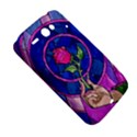 Enchanted Rose Stained Glass HTC ChaCha / HTC Status Hardshell Case  View5