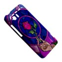 Enchanted Rose Stained Glass HTC Vivid / Raider 4G Hardshell Case  View5