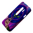 Enchanted Rose Stained Glass HTC Evo 3D Hardshell Case  View4