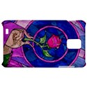 Enchanted Rose Stained Glass Samsung Infuse 4G Hardshell Case  View1
