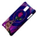 Enchanted Rose Stained Glass Samsung Infuse 4G Hardshell Case  View4