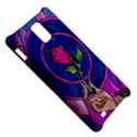 Enchanted Rose Stained Glass Samsung Infuse 4G Hardshell Case  View5