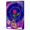 Enchanted Rose Stained Glass Kindle Touch 3G View3