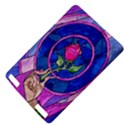 Enchanted Rose Stained Glass Kindle Touch 3G View4