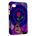 Enchanted Rose Stained Glass Samsung Galaxy Tab 7  P1000 Hardshell Case  View2